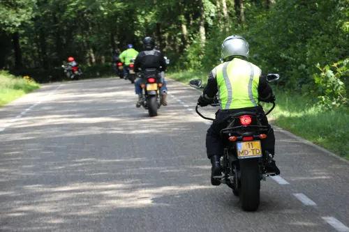 Motorrijbewijspoint Gelderland motor lesplan