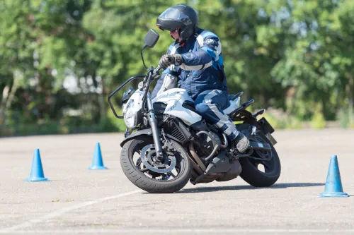 Motorrijbewijspoint Gelderland motor rijtest