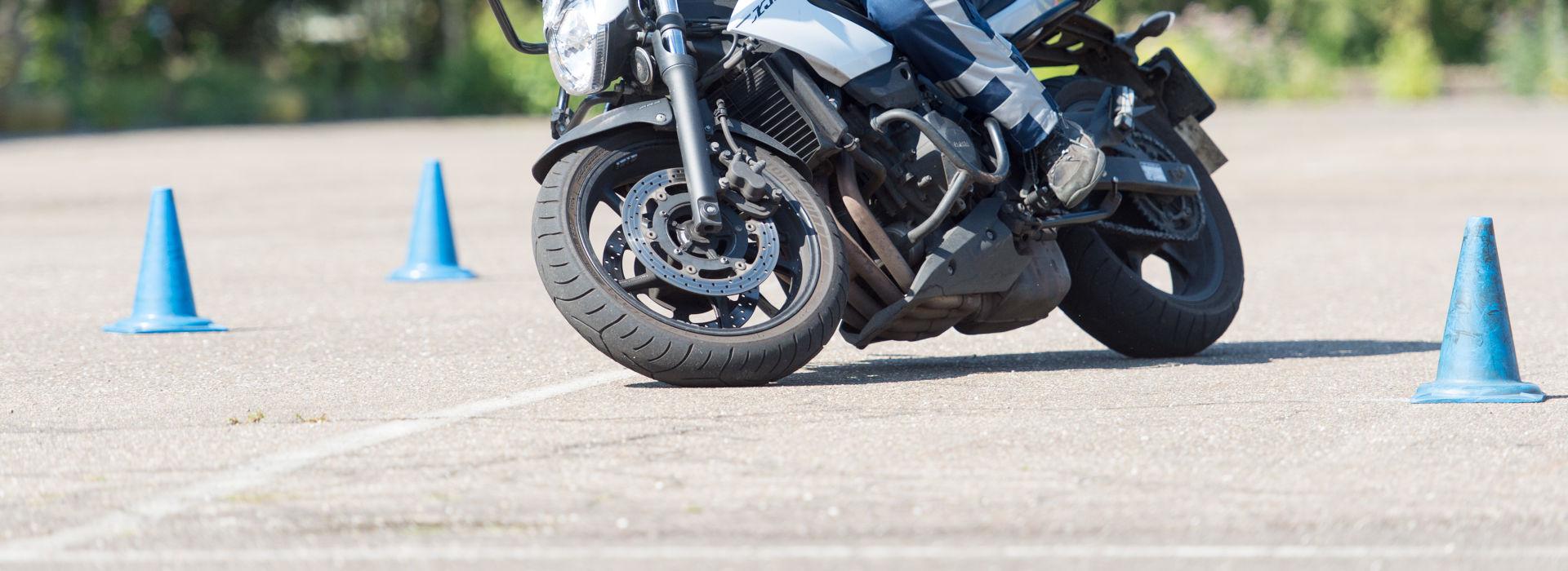 Motorrijbewijspoint Gelderland rijtest