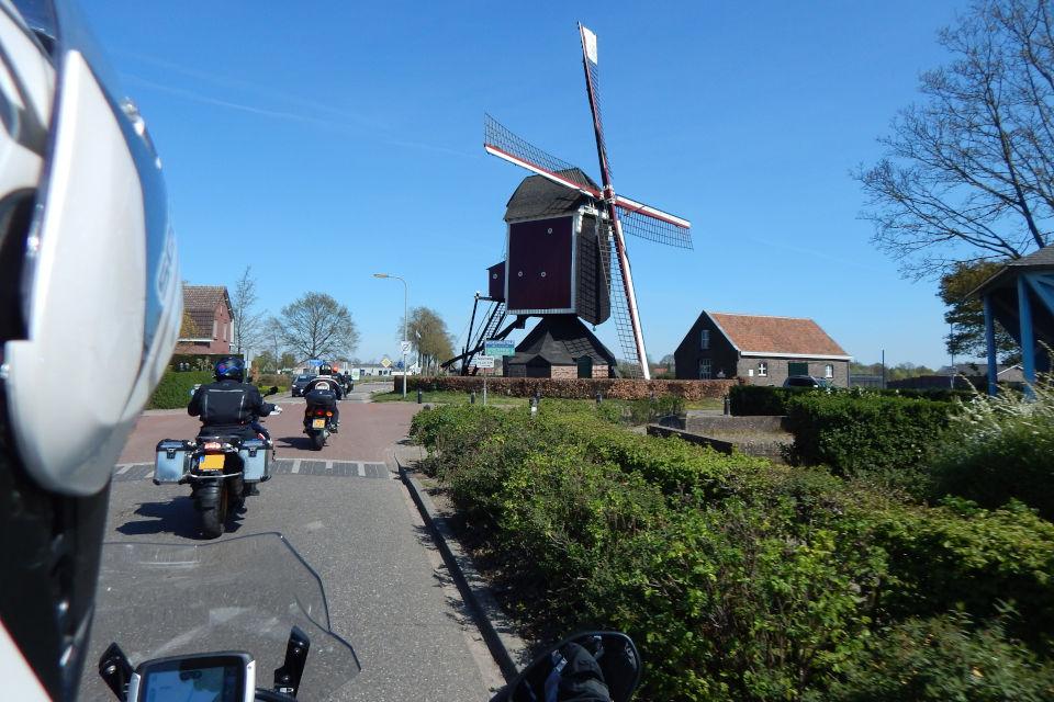 Motorrijbewijspoint Gelderland motorrijlesplan